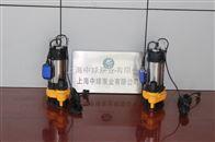 WQD浮球型單相潛水排汙泵
