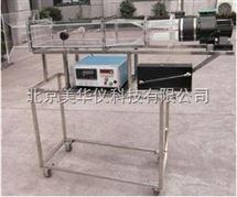强迫对单管管外放热系数测定装置