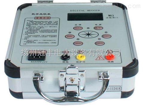 高压兆欧表,高压绝缘电阻测试仪