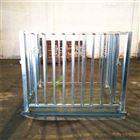 牲畜电子秤-1.5*2米称牛地磅秤|2吨电子秤报价