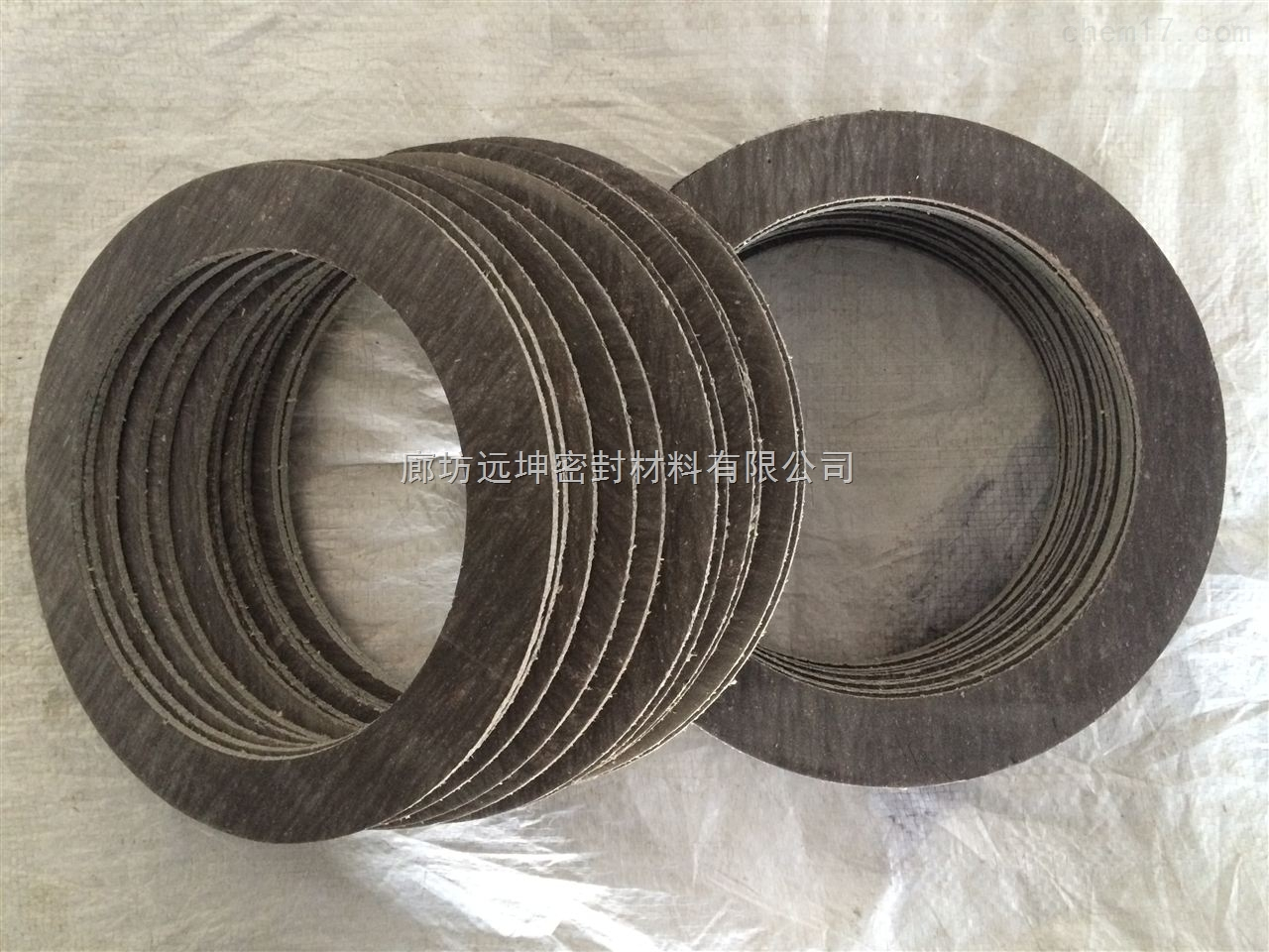 化工部20606标准高压石棉橡胶板垫片
