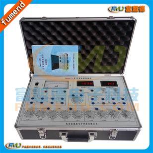 fmd3113 交流电桥实验仪的面板上还备有交流电桥电路的插孔,可用于