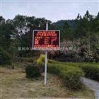 杭州公园负氧离子监测空气环境