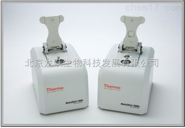 NanoDrop 2000/2000c 分光光度计