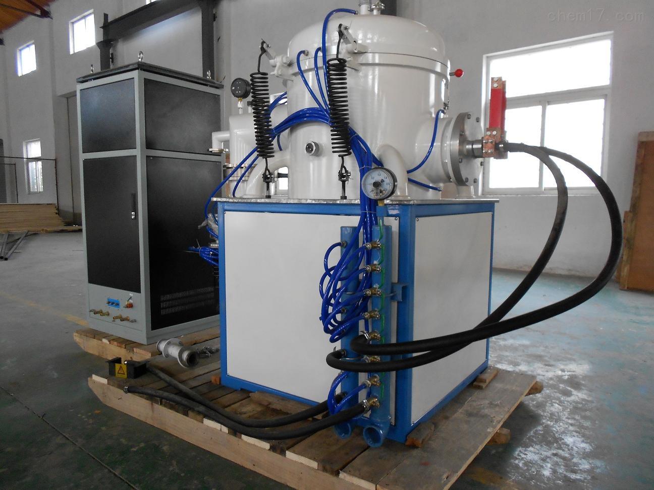 2300℃研究用真空碳管炉