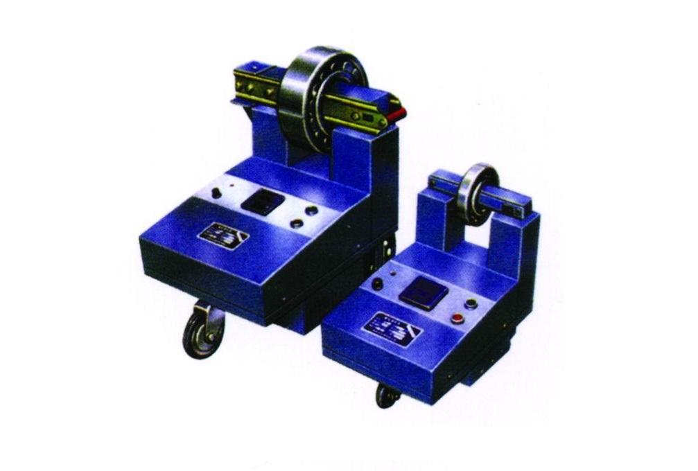 轴承感应加热器技术资讯  介绍: 本产品用于对轴承、齿轮、衬套、轴套、直径环、滑轮、收缩环、连接器等多种类型的金属件进行加热,通过加热使之膨胀,达到过盈装配的需要。 轴承感应加热器技术资讯 别称: 轴承加热器,感应加热器 轴承感应加热器技术资讯 特点:  主机机壳采用304不锈钢钣金制作 主机机壳采用冷钣钣金制作 主机不易发热,受磁场影响更小,更经久耐用。  主机采用三组线圈,均双玻璃丝铜扁线绕制 主机采用单线圈 加热速度更快,受热更均匀,长期使用主机不易烧毁。  采用高容量自愈式电容补偿 没有任何补