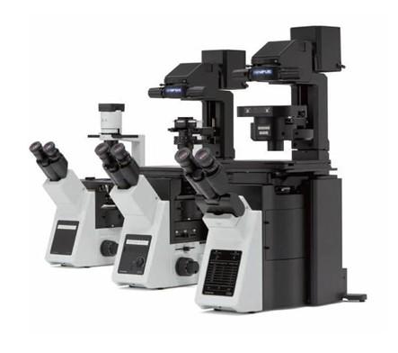 倒置生物显微镜