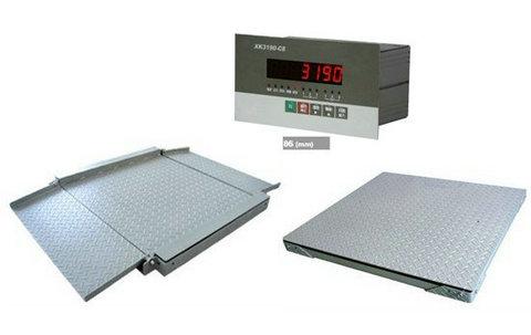 4-20毫安信号输出电子秤