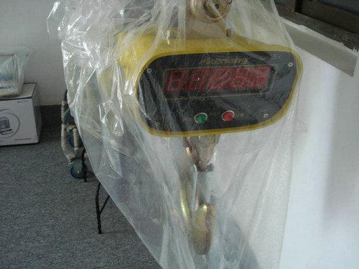 10吨直视电子吊秤