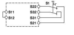 例如x3p如果是自动复位方式的话则是短接s13和s14.