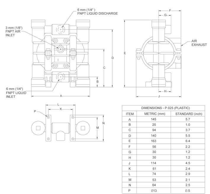 威尔顿气动隔膜泵图片
