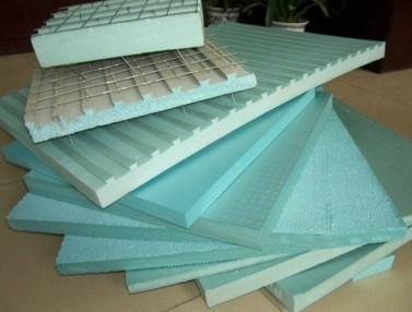 苯泡沫板 防火阻燃XPS挤塑板 外墙隔离带岩棉复合板