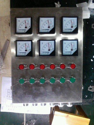 柳市 三防现场按钮箱SFZ-G-A2D2K1G防水防尘防腐按钮箱的价格