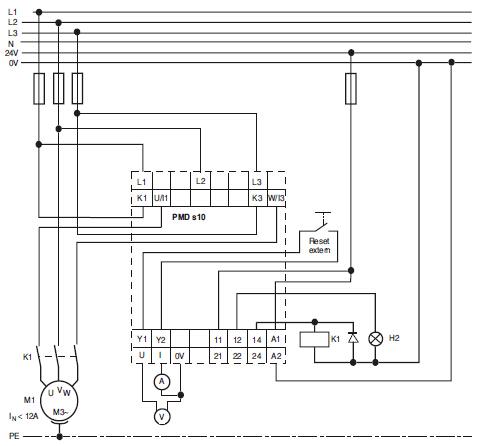 g继电器电路原理图