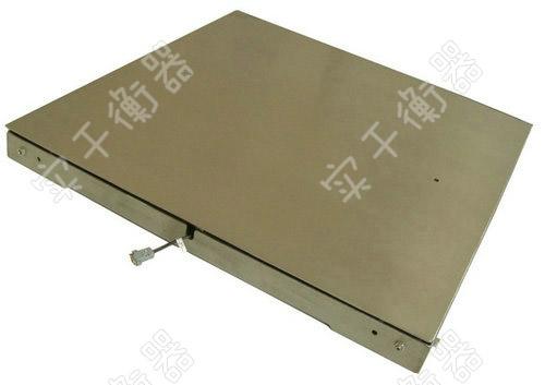 电子地磅秤不锈钢防水