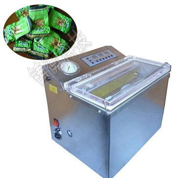 全自动茶叶真空包装机