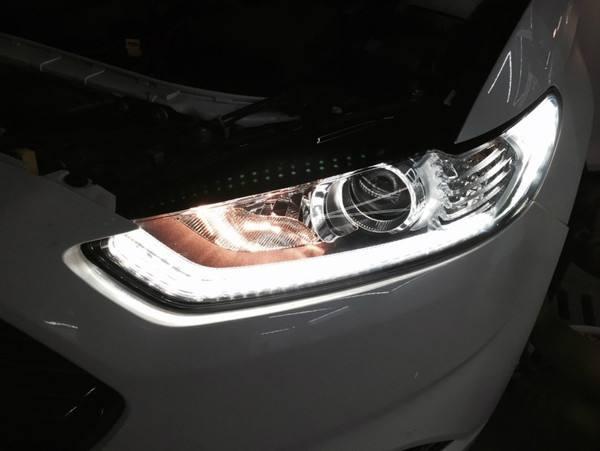车灯检测仪