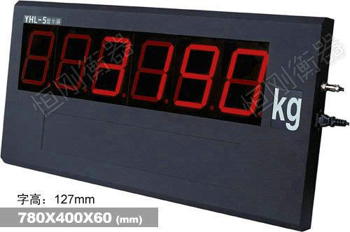 XK3190—YHL5寸广告型