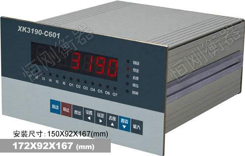XK3190—C601