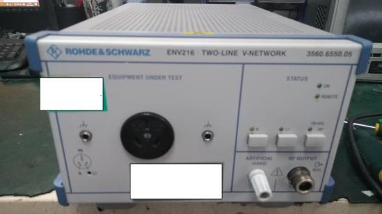 网络测试仪env216维修案例——rs仪器维修