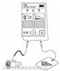 美國3M740靜電手環檢測儀 美國3M741D