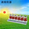 金壇晨陽專業生産CJJ-6六聯調溫磁力加熱攪拌器