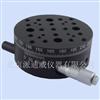 PT-SD206精密型手动旋转台、分厘卡、360度旋转精密位移台、角度调节台