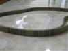 供应进口同步带高速传动带DT10-1610双面齿同步带