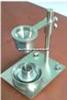 EH63-FL4-1金屬粉末流動性測定儀/松裝密度測定儀(兩個漏斗)國產優勢(外加5.0漏斗)