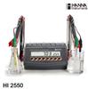 意大利哈纳HI2550六合一多参数测定仪