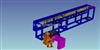 登山绳护套滑移试验机