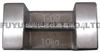 铸铁砝码50公斤标准铸铁砝码