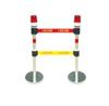 封闭式安全围栏|报警不锈钢围栏|玻璃钢围栏|不锈钢围栏